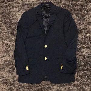 Ralph Lauren Boys Navy Blue Blazer